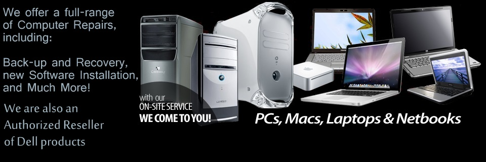 Tri-State Computer Service offers a Full Range of Computer Repairs